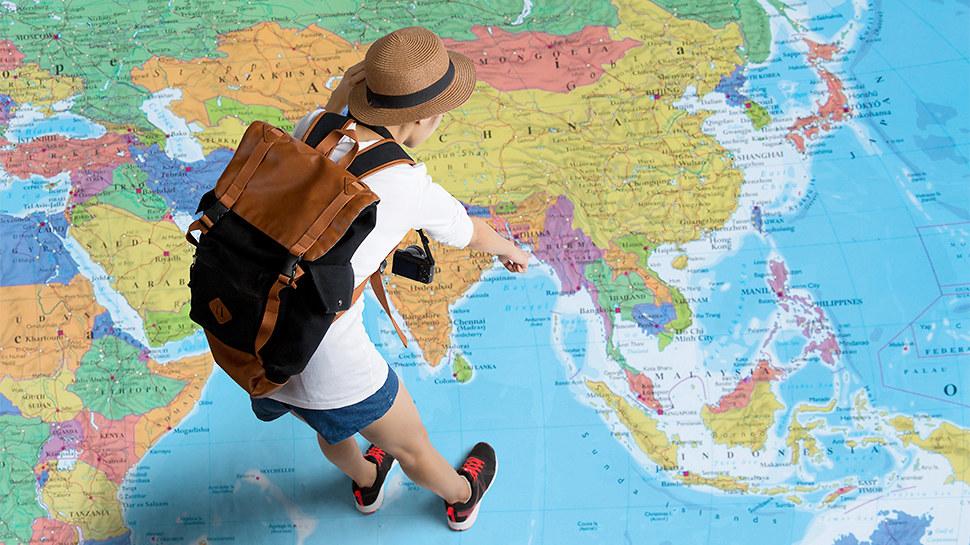 Partir étudier à l'étranger : quand préparer ses bagages ?