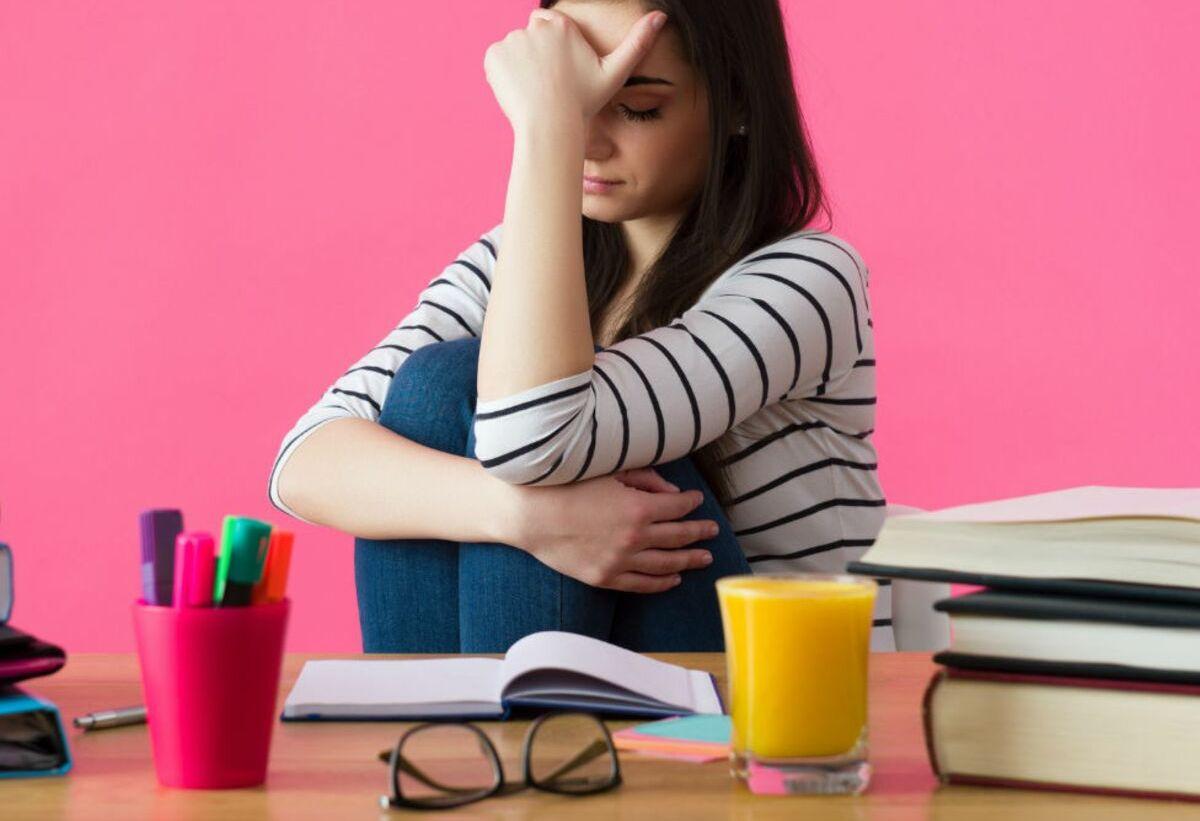 Stress avant l'examen : comment le gérer?